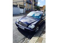 Mercedes Benz automatic c220 Avantgarde diesel year mot,hpi clear,sale