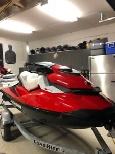 2012 SEADOO 130 GTI SE NON SUPERCHARGED ( $50.00 )