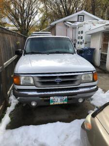 1996 Ford Ranger - Ext Cab-XLT