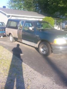 Ford f 150 2000 plaqué Québec remise