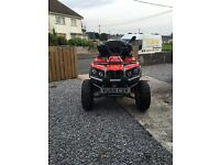Apache Rlx utillity 400 road legal quad
