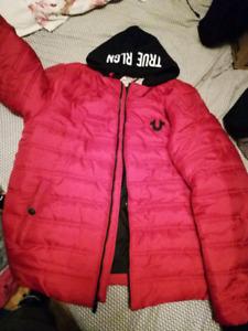 True Religion Winter Jacket