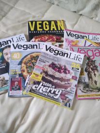 Vegan Life Magazines (FREE)