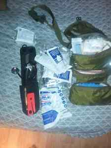 Frist aid kit home made all ull ever need in a kit Williams Lake Cariboo Area image 1
