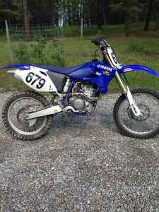 2005 YZ250F Trade for 450