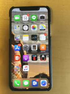 Iphone X 256Gb Mint Condition with AppleCare+