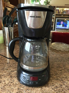 Black & Decker Coffee Machine