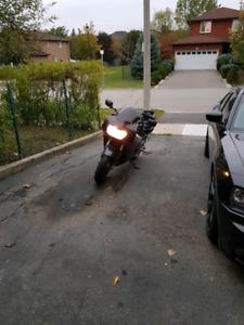 1998 Suzuki SRAD 750