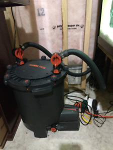 Fx5 trade for 2x aquaclear 110