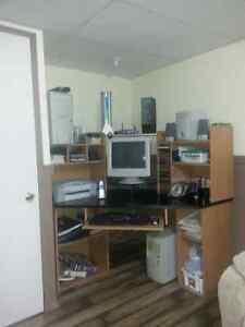 meuble à ordinateur