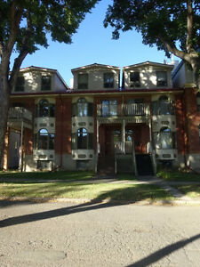 Master bedroom in a beautiful character home by UofA for Rent!