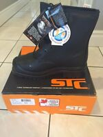 Brand new men's safety shoes (size 9 and 10)