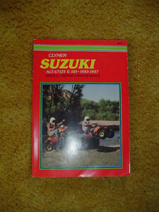 Suzuki repair manual