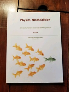 Physics, Ninth Edition by Cutnell