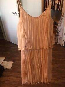 Designer Halston Heritage Dress (as seen in sex and the city)