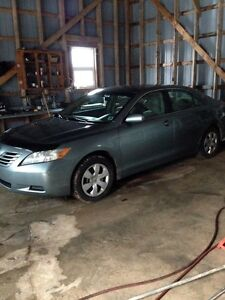 (SOLD)Two - 2007 Toyota Camry's for sale