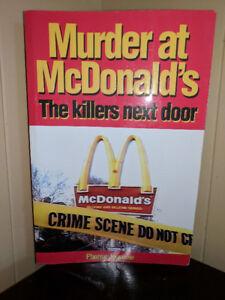 Murder at McDonald's book