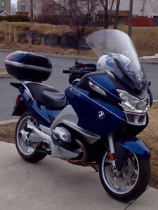 a vendre BMW R1200RT-2007