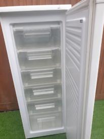 Argos 142cm tall freezer, excellent /clean. Delivery
