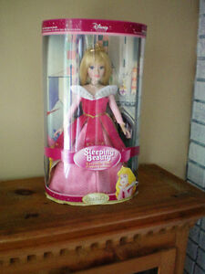 2 collectible Dolls