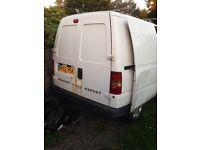 Peugeot Van 2002 £100