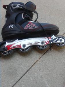 rollerblades size 12