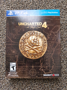 Uncharted 4 Collectors Edition (PS4)