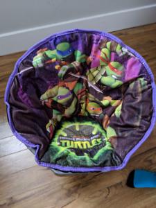 Saucer Chair Teenage Mutant Ninja Turtles Kids