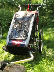 Chariot Bike Trailer with Jogging Kit