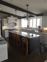 Fair priced Contracting renovations and new builds