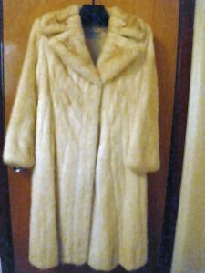 Ranch Mink Coat.