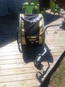 Double Bike Stroller