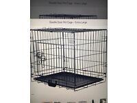 Extra Large Dog Cage