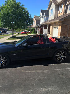 2007 Ford Mustang GT convertible Convertible Supercharged