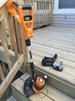 Grass trimmer Worx cordless