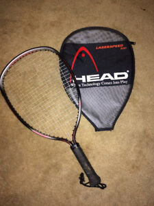Head Ti. Conquest 2400 Raquetball Raquet