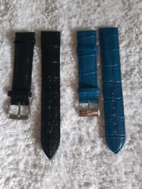 Brand new 20mm Genuine Leather Watch Straps