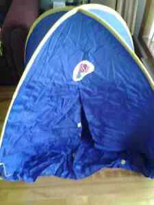 Sunsense infant and toddler UV SPF 50 popup tent