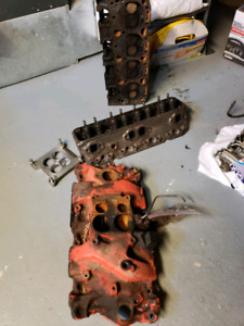 350 small block top end kit