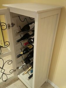 Wine Cabinet/Shelving Unit Kitchener / Waterloo Kitchener Area image 6