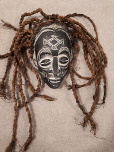 Authentic African Mask (Zulu)