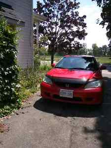 2004 Honda Civic Si Coupe