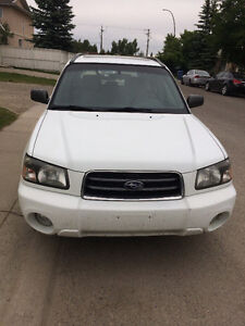2003 Subaru Forester 2.5 XS Premium Edition Wagon cheapest price