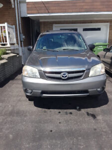 Used 2002 Mazda Tribute $1500 As is