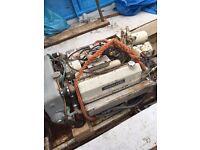 Cummings marine diesel engine