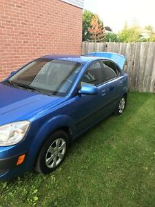 2008 Kia Rio Sedan Price Firm AS IS