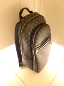 *Genuine Louis Vuitton Michael Backpack Bag N58024*