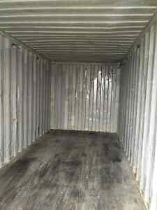 20' and 40' shipping container