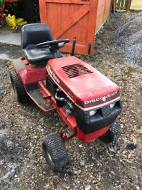 Wheelhorse garden tractor / mower