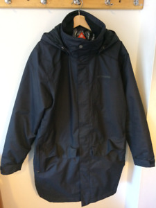manteau d'hiver Columbia T.Grand